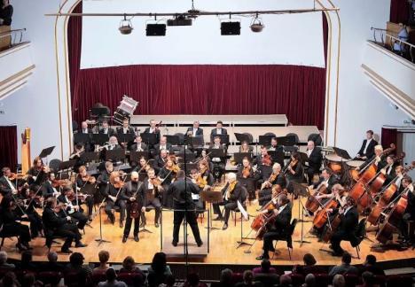 Concert cu public la Filarmonica Oradea