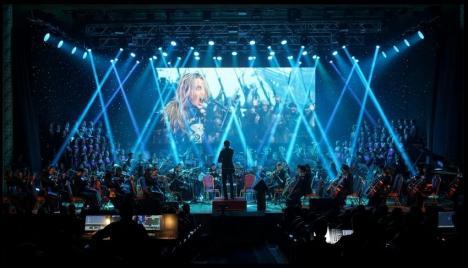 Două concerte în aer liber: muzică din filme, la Cetate, şi serenadă la Bazilică