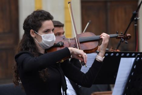Filarmonica Oradea își redeschide porțile pentru melomani
