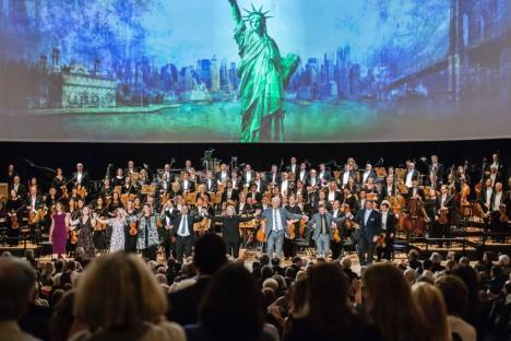 The American Dream pe scena orădeană, cu dirijorul Lorenzo Moroni