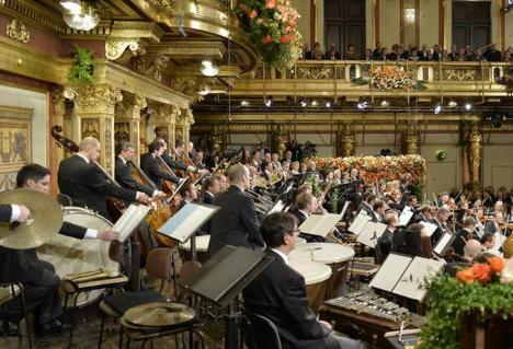 Filarmonica din Oradea organizează un al treilea concert de Anul Nou