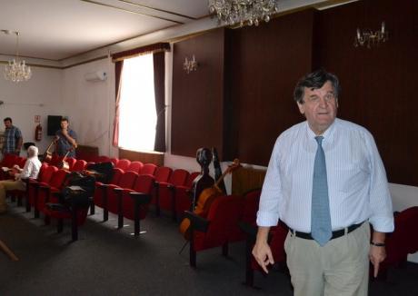 Filarmonica de Stat a primit aparate de aer condiţionat de la clubul Rotary