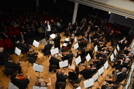 Concertul de săptămâna aceasta al Filarmonicii orădene, cu lucrări foarte populare şi solist din America