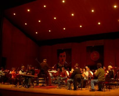Beethoven şi Ceaikovski, pe scena Filarmonicii orădene