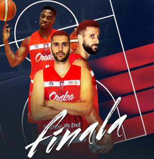 Victorie! CSM CSU Oradea a învins U BT Cluj, cu 89-81, şi s-a calificat în finala Cupei României!