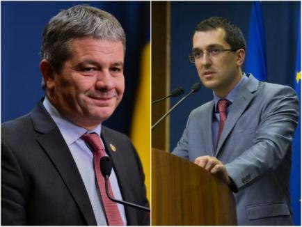 Fostul ministru Vlad Voiculescu, despre retragerea lui Bodog: Lasă în urmă zeci de argaţi în posturi cheie