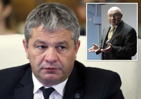 Naşul nepoatei: Ministrul orădean Florian Bodog, acuzat că este unul dintre protectorii doctorului Lucan
