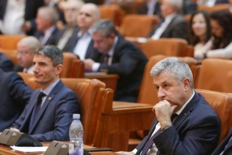 Statutul magistraţilor şi ştergerea interdicţiilor ANI, votate 'pe repede înainte' de coaliţia PSD-ALDE-UDMR