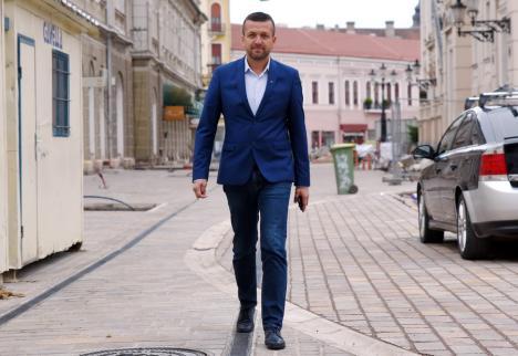 REZULTATE FINALE: Florin Birta a câştigat Primăria Oradea cu 70% din voturi, lista PNL a primit 65% din sufragii. Cum va arăta Consiliul Local