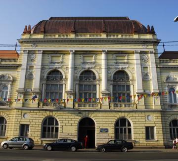 45 de cadre didactice ale Universităţii din Oradea, în pericol de a fi demise