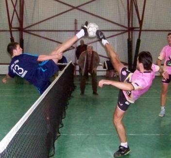 Debut bun pentru Tengo Salonta la fotbal-tenis