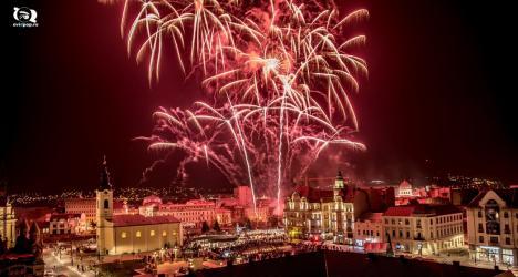 La mulţi ani, 2019! De Revelion, toate cluburile şi restaurantele din Oradea se întrec în oferte