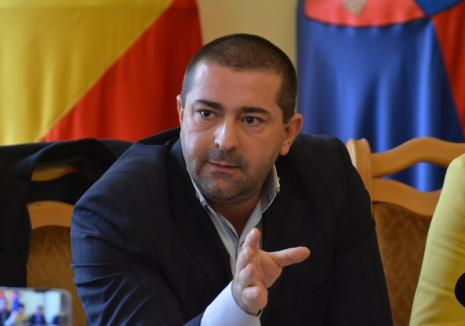 """Managerul Spitalului Municipal Oradea, Dacian Foncea, reclamat de medici la ITM: """"Am tăiat din sporurile de gardă. Au salarii suficient de mari"""""""