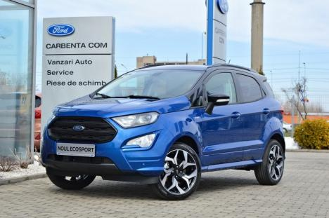 Dealerul tău Ford Carbenta Com te invită la Test Drive! (FOTO)