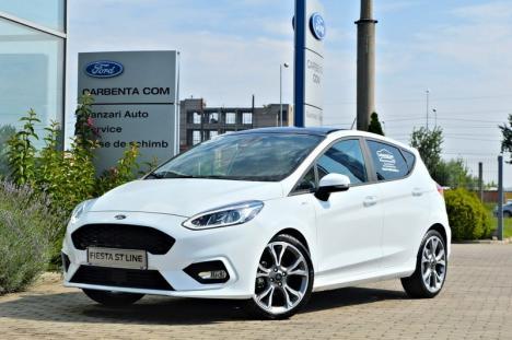 Ford ocupă şi în 2018 locul 1 în top-ul autovehiculelor înmatriculate în România, dar şi în judeţul Bihor! (FOTO)