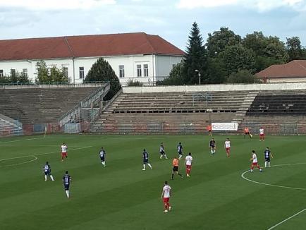 Fotbal: CAO a câştigat după un gol marcat în minutul 90 şi a debutat cu dreptul şi în campionat (FOTO)