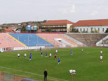 CAO defilează în campionatul Ligii a IV-a la fotbal: 6-0 în derby-ul cu CS Diosig (FOTO)