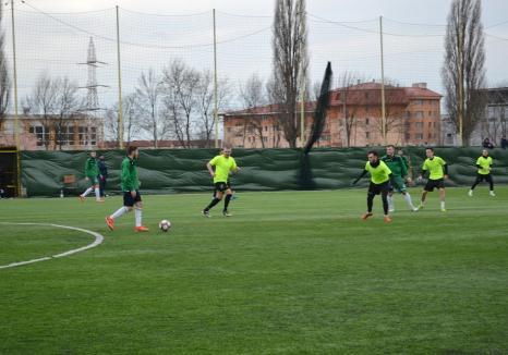 Fotbal: CAO şi-a început seria amicalelor şi se pregăteşte de cantonament