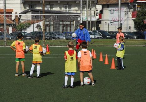 Bolojan: CSM Oradea va prelua grupele de copii şi juniori de la FC Bihor