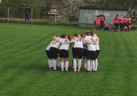O nouă victorie pentru United Bihor: 3-2 cu CSM Târgu Mureş