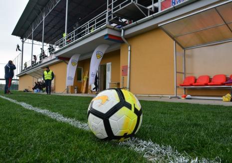 CSC Sânmartin joacă vineri acasă cu Unirea Dej, iar Luceafărul, sâmbătă, cu AFC Odorheiu Secuiesc