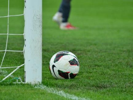 CS Oşorhei a remizat pe teren propriu, cu Şoimii Pâncota