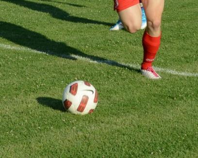 CSC Sânmartin şi Crişul Sântandrei se întâlnesc miercuri în finala judeţeană a Cupei României la fotbal