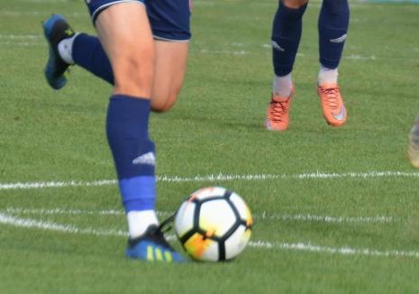 Luceafărul a remizat cu 1-1 în amicalul cu UTA
