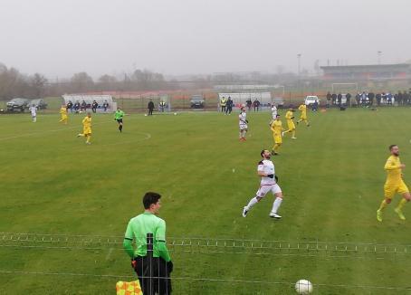 CSC Sânmartin a pierdut nemeritat cu Dunărea Călăraşi şi a părăsit Cupa României