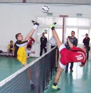 Zilele Salontei la Fotbal Tenis