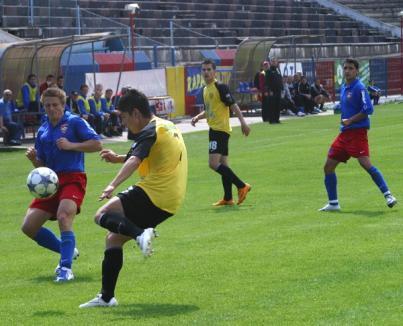 FC Bihor va debuta cu o etapă liberă