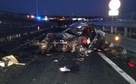 Un nou accident grav cu români, în Italia: O persoană a murit şi alte şapte, între care şi copii, sunt rănite
