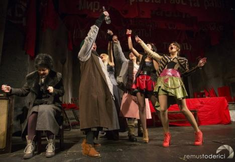 'Audiţia', teatru clasic şi chipsuri
