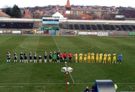 S-a reluat campionatul Ligii a IV-a: CAO a surclasat CS Oşorhei cu 4-0