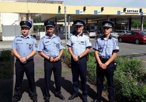 Poliţişti români şi maghiari vor patrula împreună în Padiş şi Hajdúszoboszló