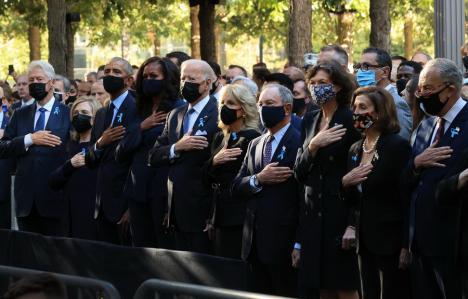 20 de ani de la 9/11. America se reculege după atentatele care au făcut 3.000 de victime