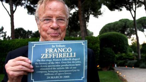 A murit Franco Zeffirelli