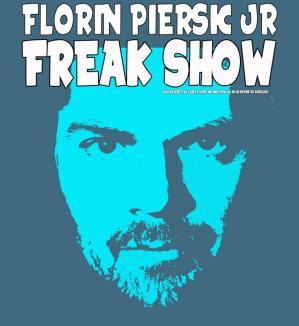 Freak Show: Florin Piersic jr. interpretează 13 personaje în aceeaşi seară, pe scena Teatrului Regina Maria