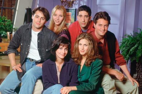 'Prietenii tăi' revin! Cei şase actori din serial se reunesc pentru un episod special
