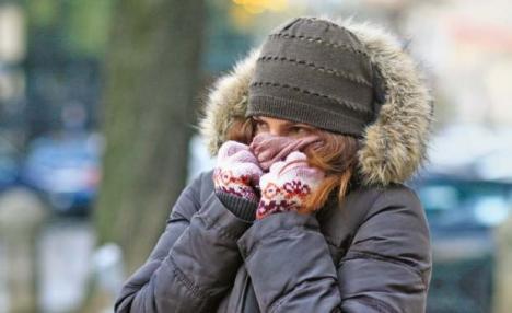Informare meteo: Vreme aprigă până pe 17 ianuarie