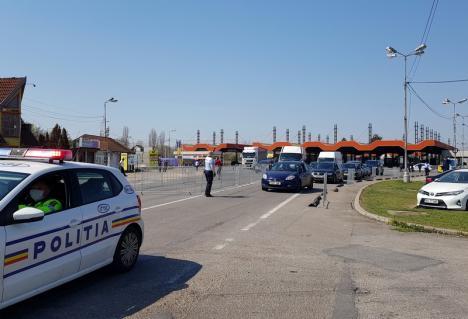Continuă repatrierile şi după Paşte: 1.600 de persoane au intrat în ţară pe la frontiera Borş în 24 de ore