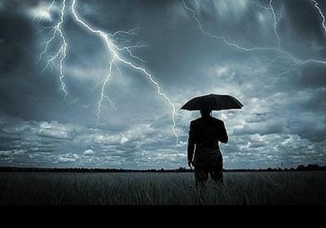 Încă un cod galben imediat de vreme severă în Bihor. Vezi localităţile afectate!