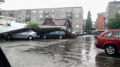 Prefectul Ioan Mihaiu: Şansele bihorenilor afectaţi de furtună la despăgubiri din partea Guvernului sunt aproape nule!