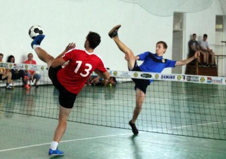 Salonta va găzdui, în premieră pentru România, o tabără şcolară de futnet