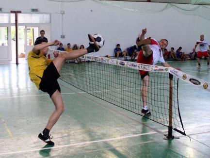 Echipele locale se 'bat' sâmbătă în cadrul Campionatului Naţional de Futnet, la Salonta