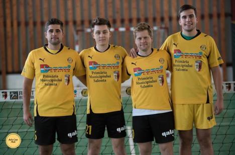 Tengo Salonta a pierdut finala Interligii la futnet