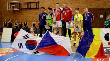 Cu sportivii de la Tengo Salonta în componenţă, România a ocupat locul IV pe naţiuni la Mondialele de Futnet (FOTO)