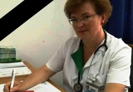 Şefa secţiei de Cardiologie a Spitalului din Sibiu a murit la Oradea. Era internată cu o formă severă de Covid-19