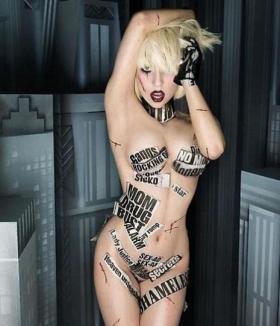 Lady GaGa, ameninţată cu... iadul!