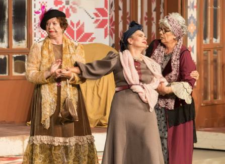 'Gaiţele', o comedie de 5 stele la Oradea